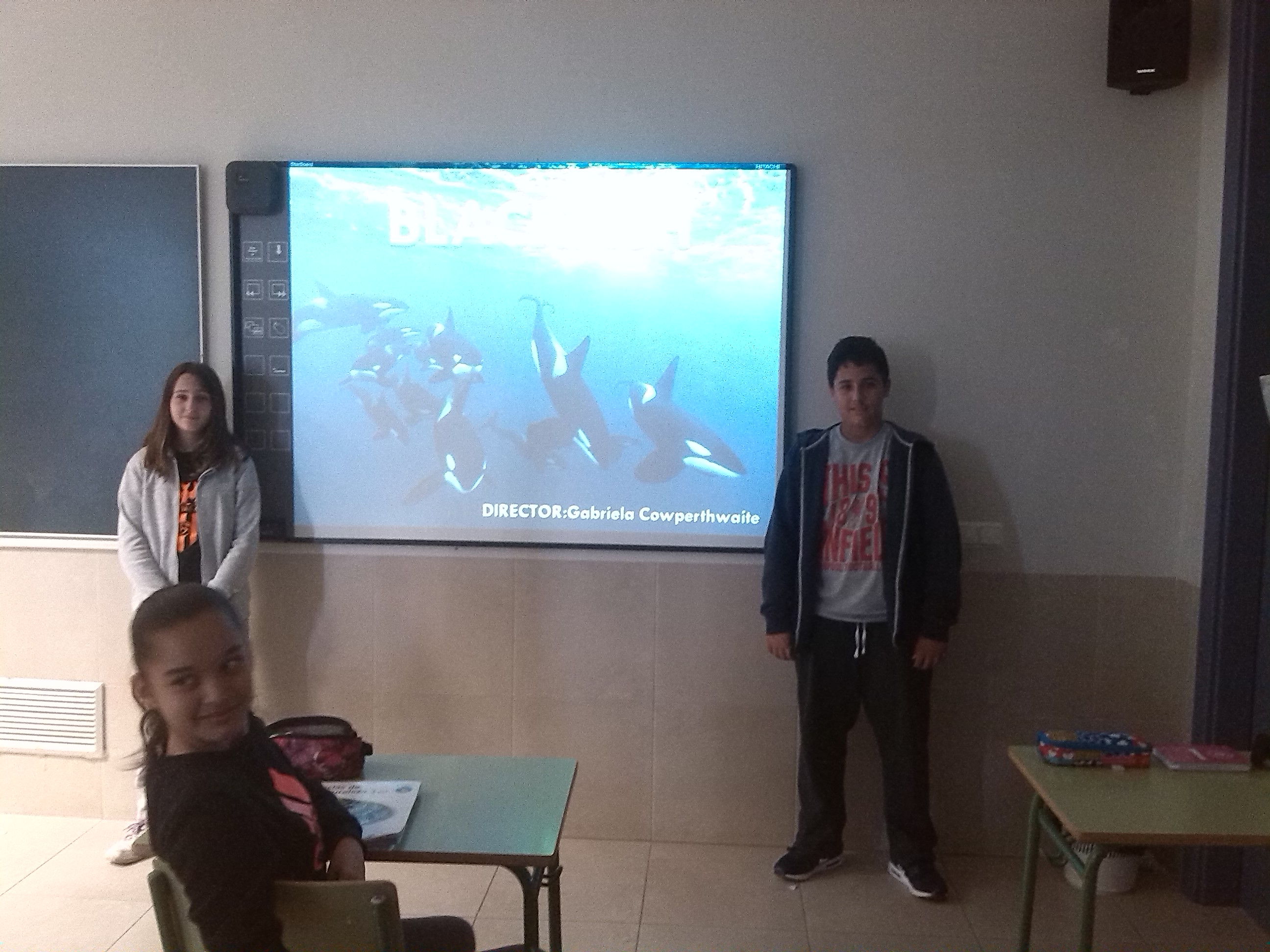 Documental Black Fish